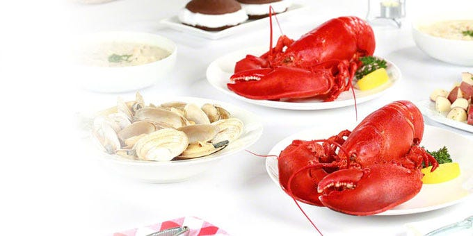 Lobster Dinners