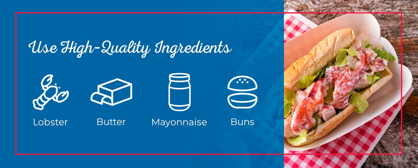 Use high-quality ingredients