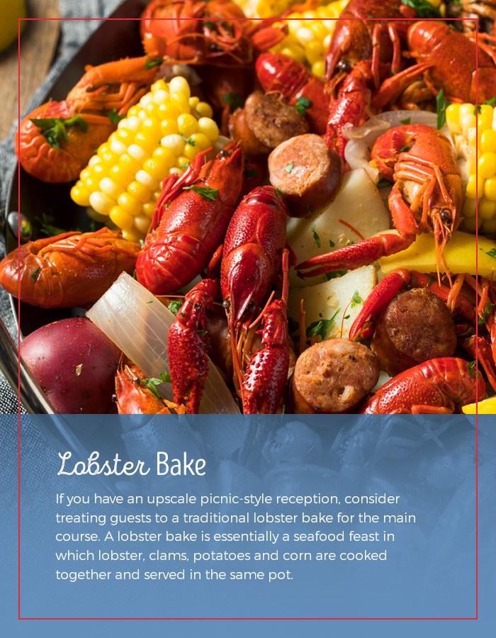 Lobster bake recommendation