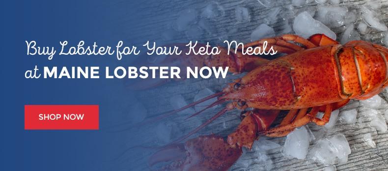 Buy lobster for keto meals