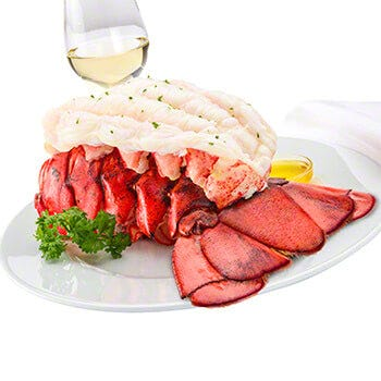 Giant Wild-Caught Lobster Tails