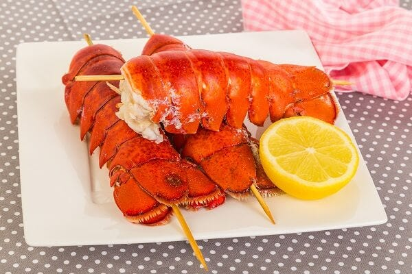 Lobster Tail Boiling Instructions