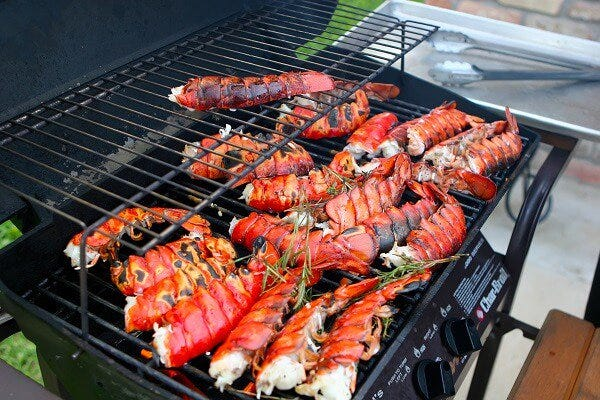 Lobster Tail Grilling Instructions