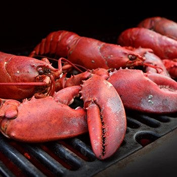 Grilling Lobster Instructions