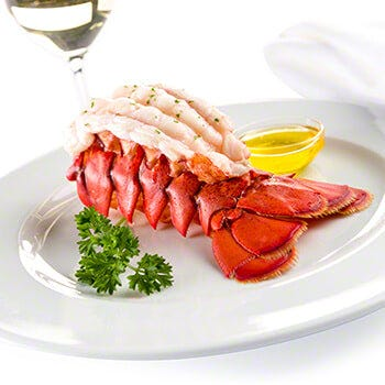 Wild Caught Lobster Tails