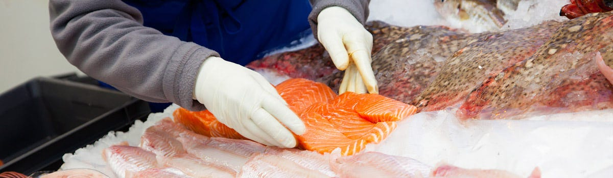 Wholesale Fish & Other Seafood