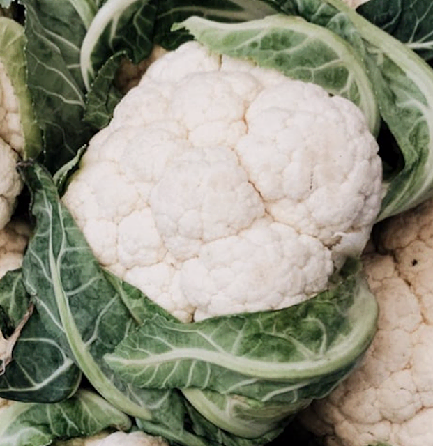 Head cauliflower, leaves removed and coarsely chopped