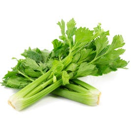 chopped fresh celery leaves from stalks of celery