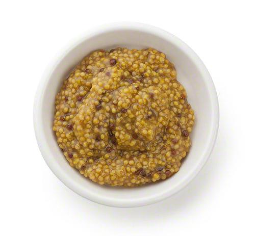 grainy mustard