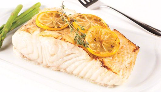 6-oz Skinless halibut fillets