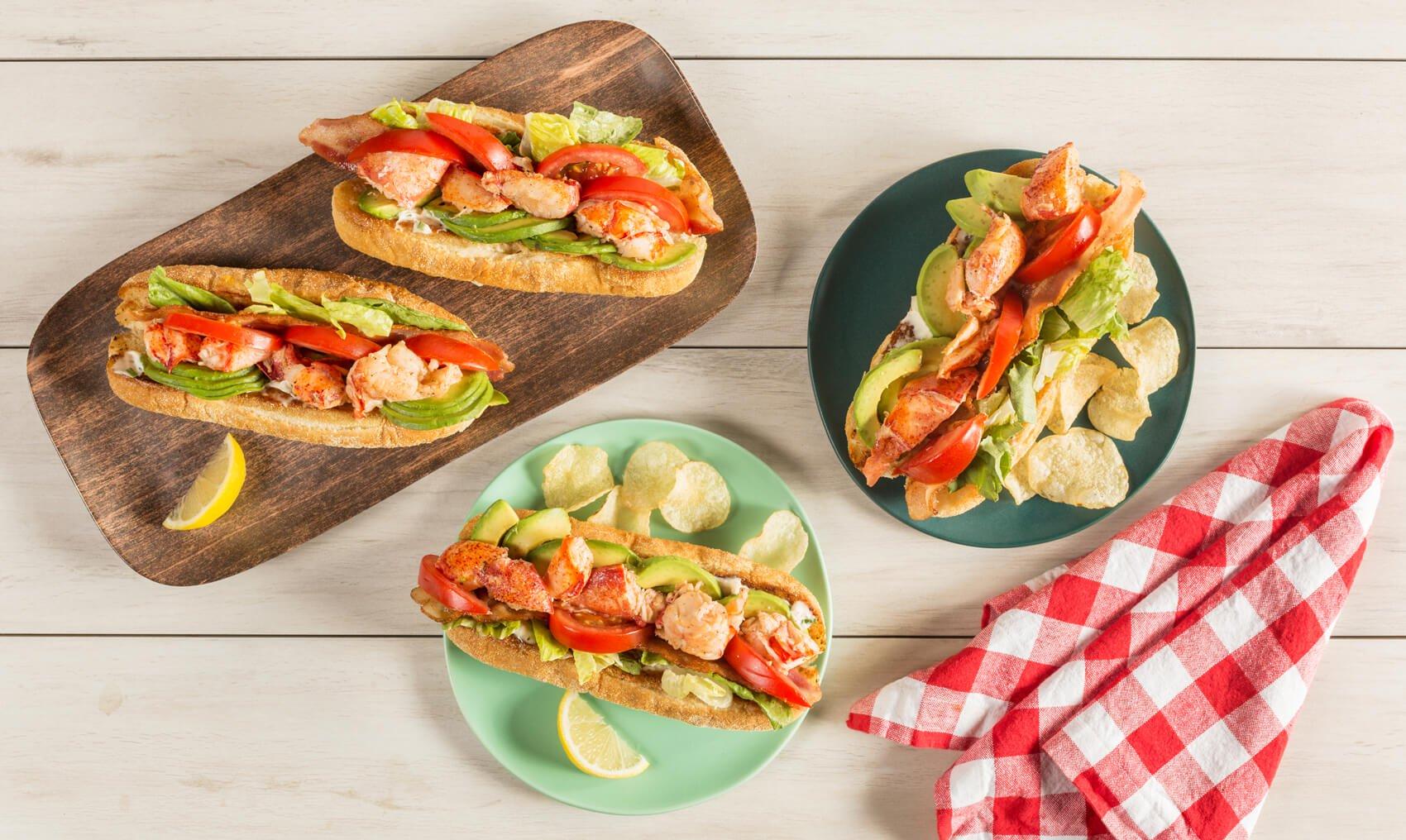 Lobster BLTA