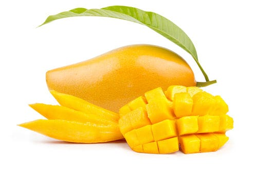 mango, peeled, pitted, and chopped