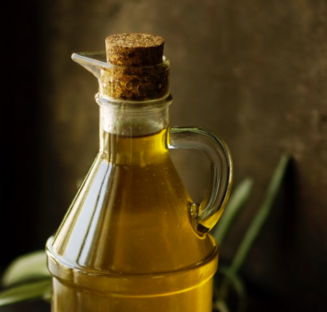 Extra-virgin olive oil, plus more for brushing the salt block