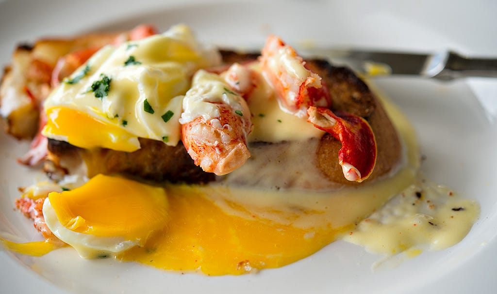 How to Make the Best Lobster Eggs Benedict