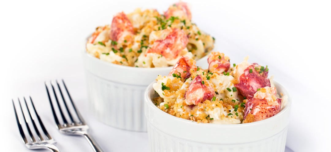 Lobster Mac n Cheese Recipe