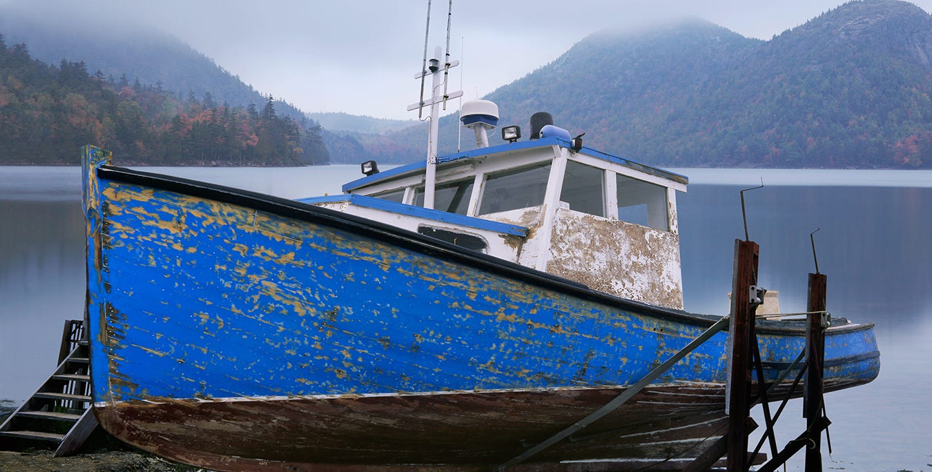 The Evolution of a Maine Symbol: The Lobster Boat