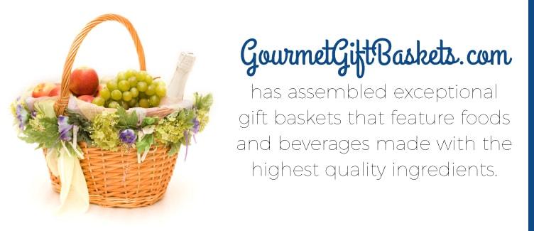 gourmet basket gifts