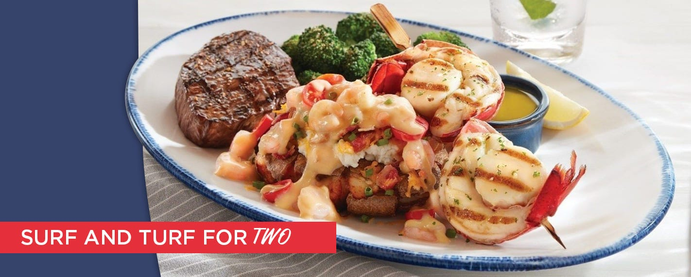 surf and turf for 2