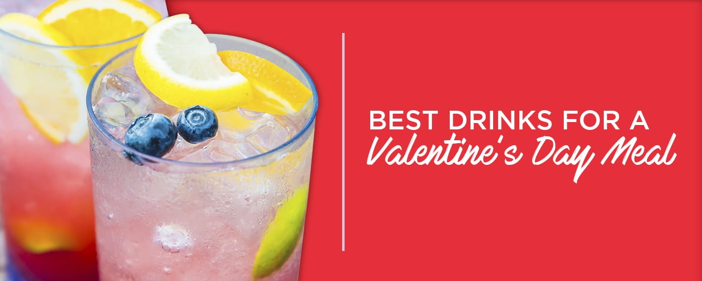 drinks for valentine's day