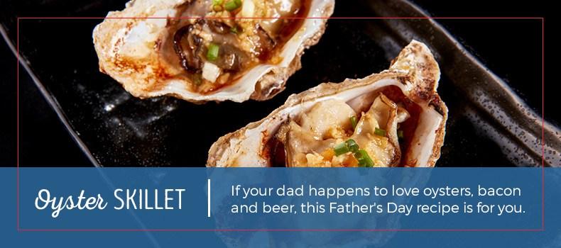 oyster skillet recipe