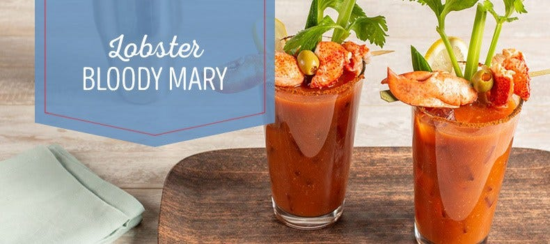 lobster bloody mary recipe