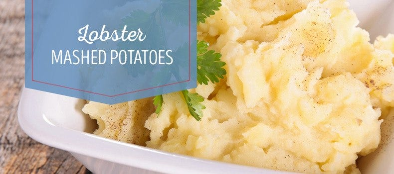 lobster mashed potato recipe