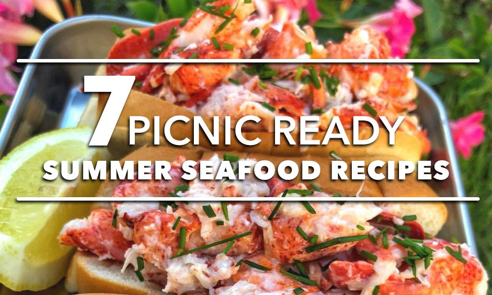 summer seafood recipes
