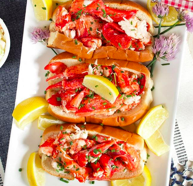 The Lobster Roll 10 Ways