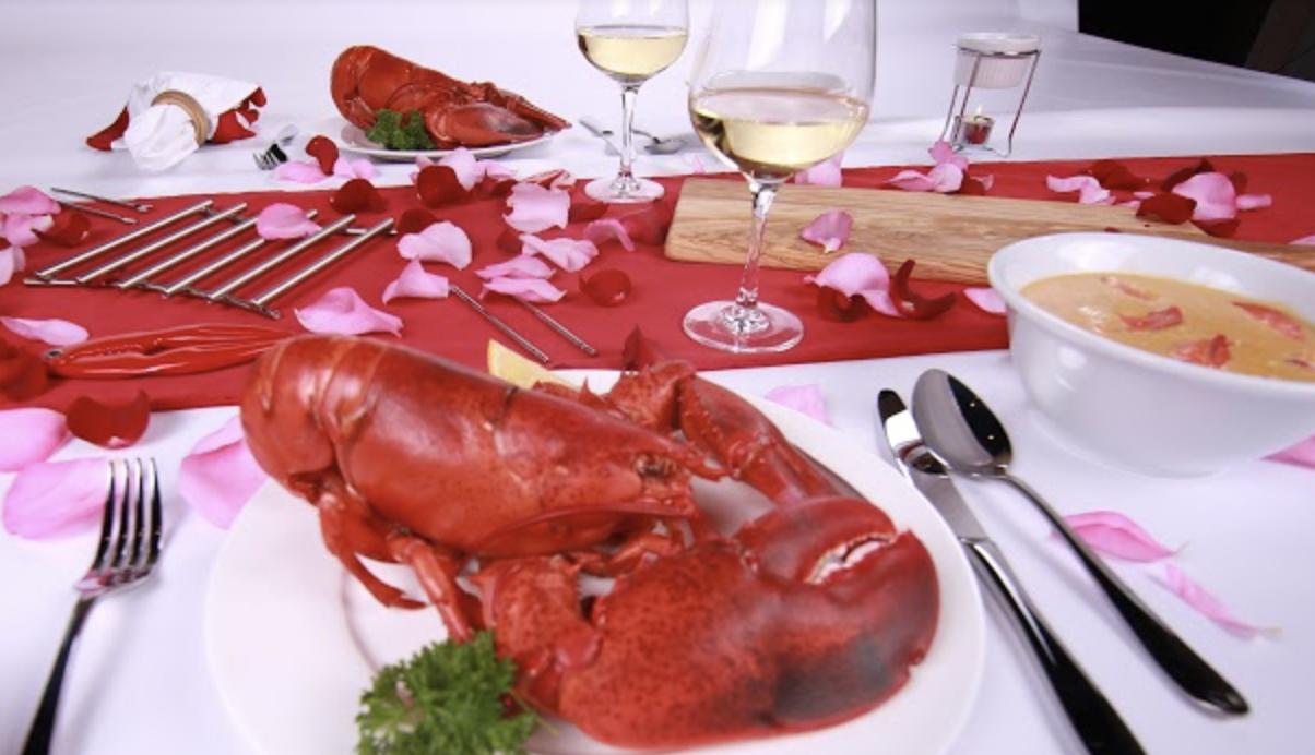 Date Night Lobster Dinner