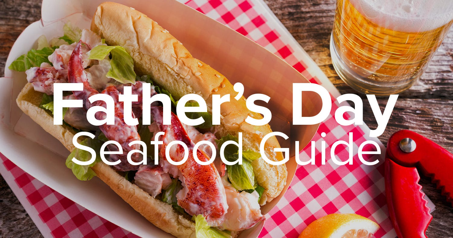 Father's Day Seafood Gift Guide