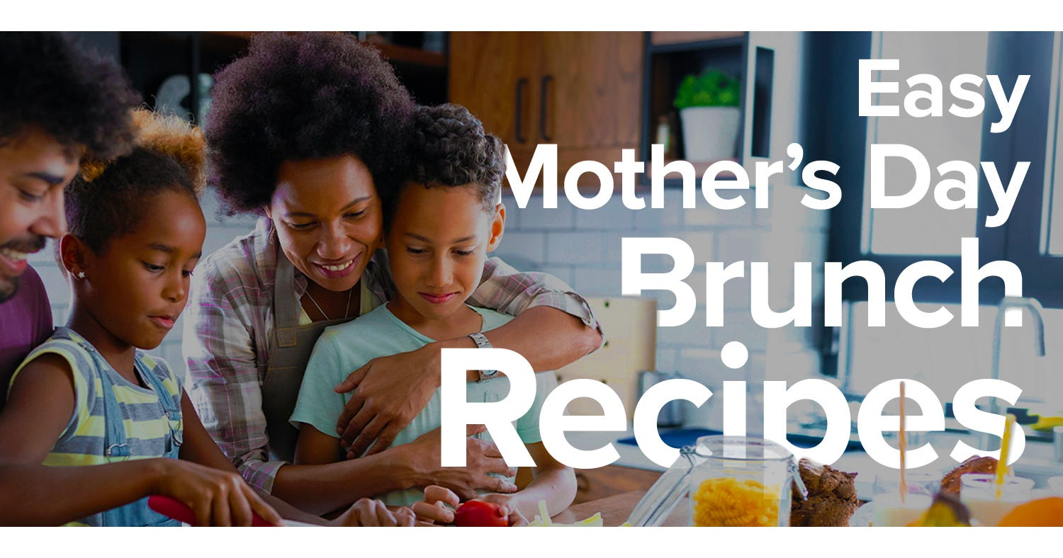 Make it an Extra Special Mother's Day Meal With These Easy Lobster Brunch Recipes