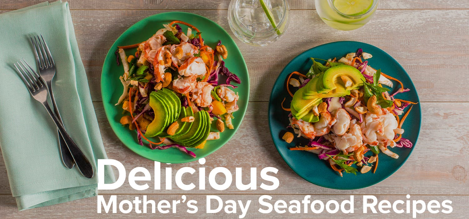 Your Mom Always Said You Were Special. Prove it With These Delicious Mother's Day Recipes