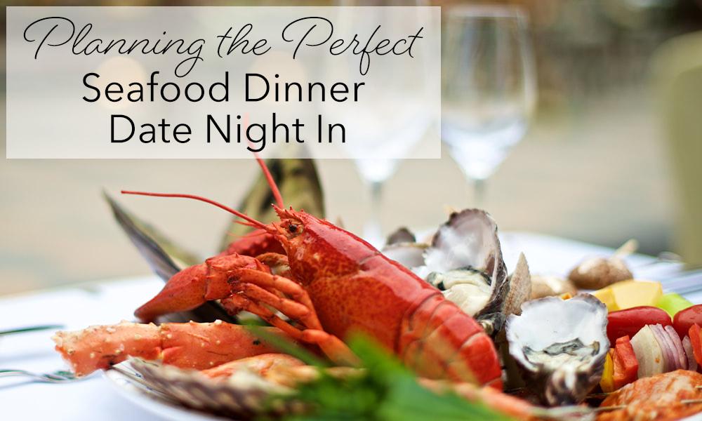 Date Night Lobster Dinner
