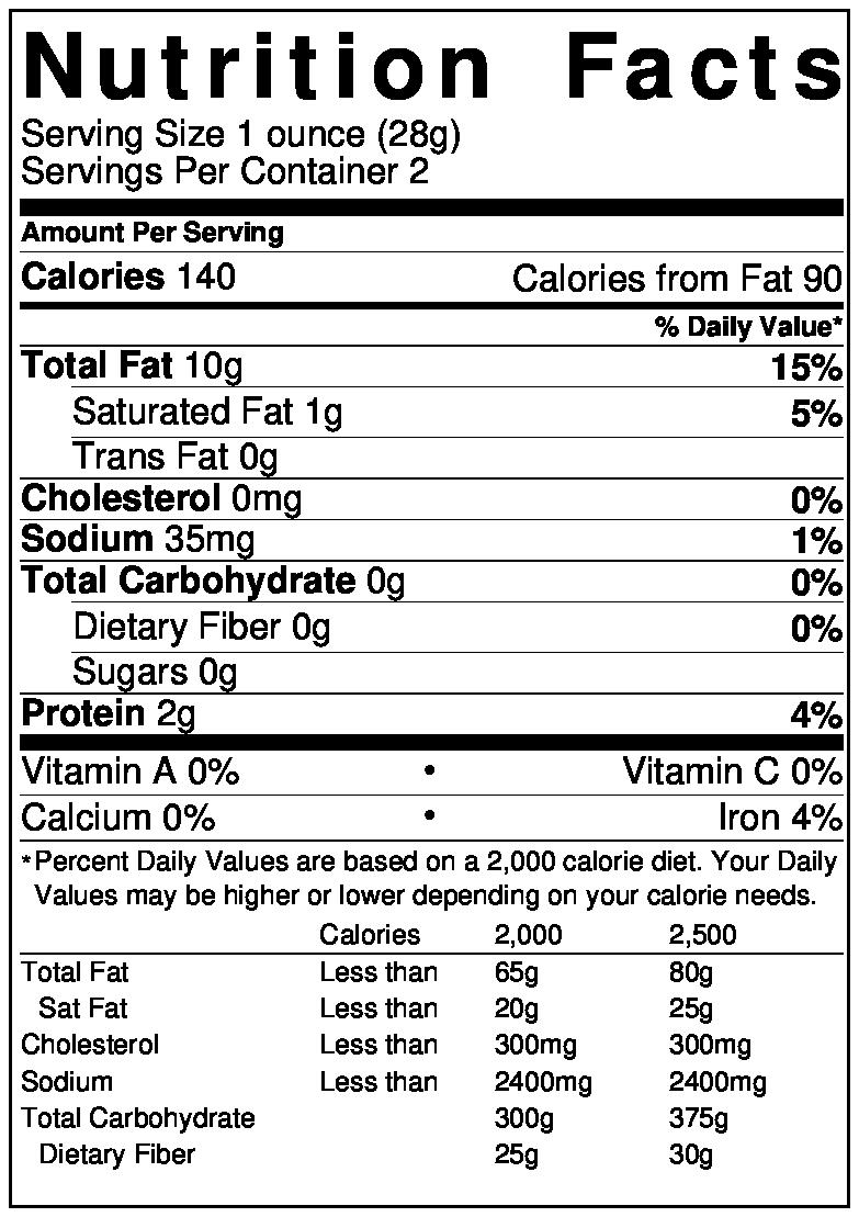Fox Family Chips - 2.0oz