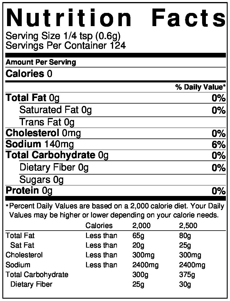 Old Bay Seasoning - 2.62 oz