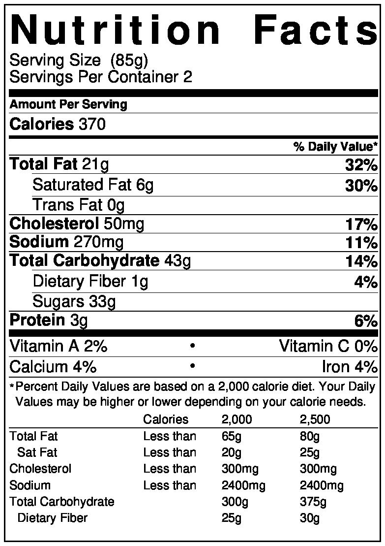 Whoopie Pies - 5.5 oz