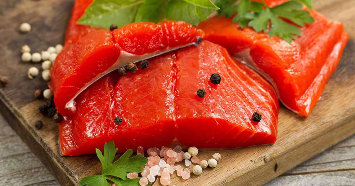 seafood boosts immune system