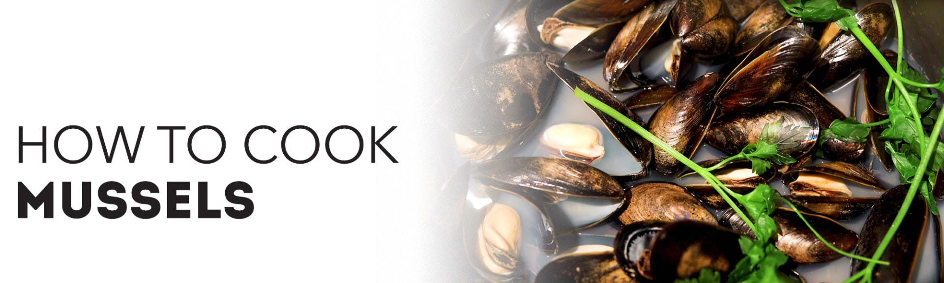 How to cook mussels