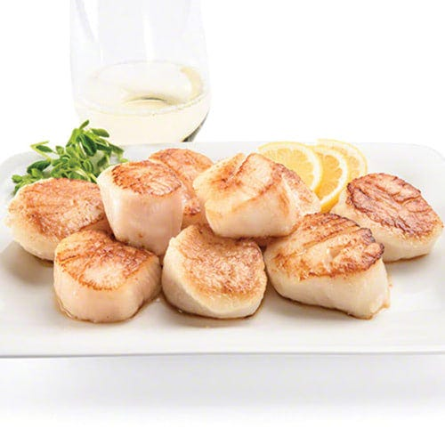 Sea Scallops For Sale